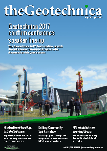 theGeotechnica May cover